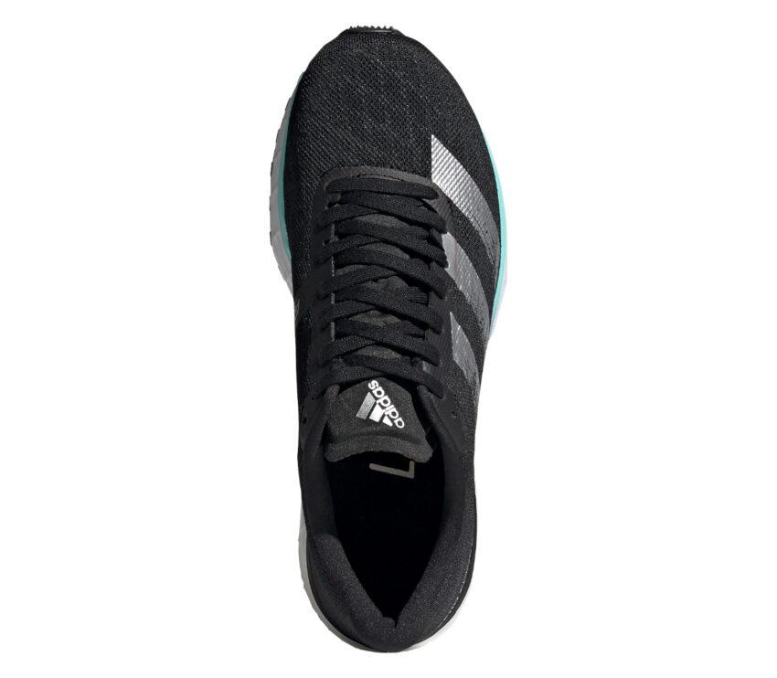 tomaia scarpa da donna per atletica e pista adidas adizero adios 5 nera