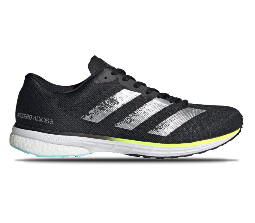 scarpa da pista adidas adizero adios 5 nera