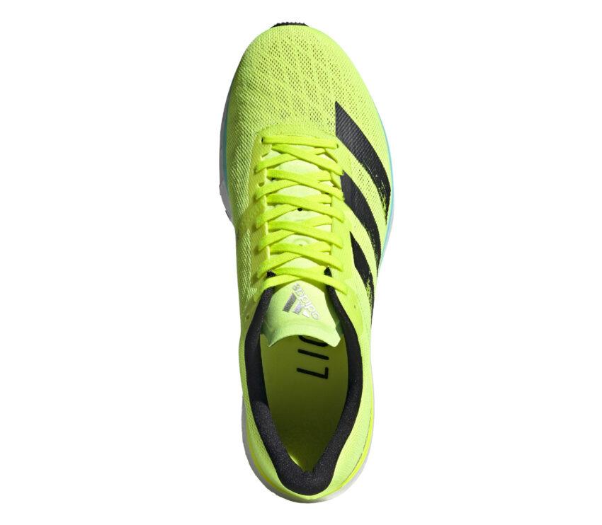scarpa da running performance adidas adios 5 fluo