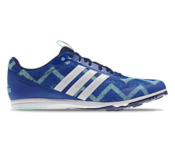 adidas distancestar unisex blu bb5755