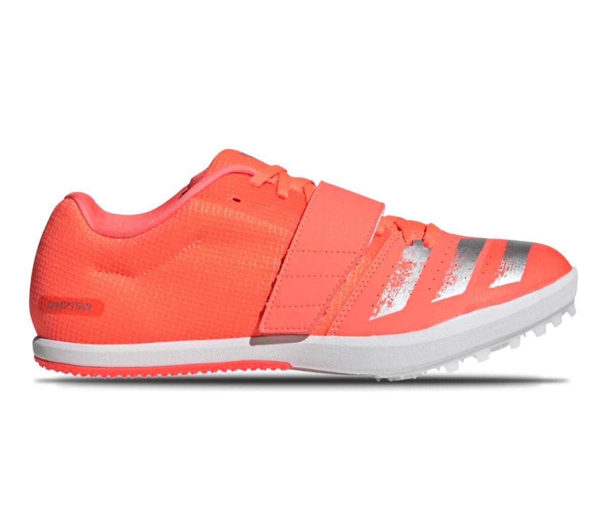 scarpa chiodata per salto adidas jumpstar