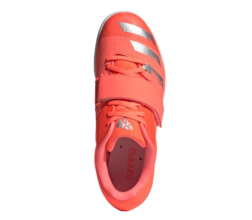 tomaia scarpa chiodata per salto adidas jumpstar