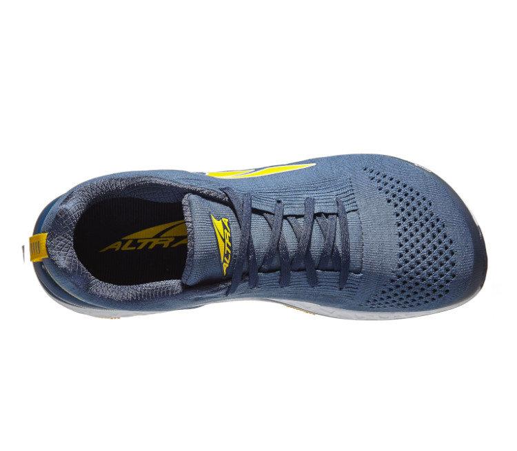 scarpa running altra running paradigm 4.5 vista da sopra
