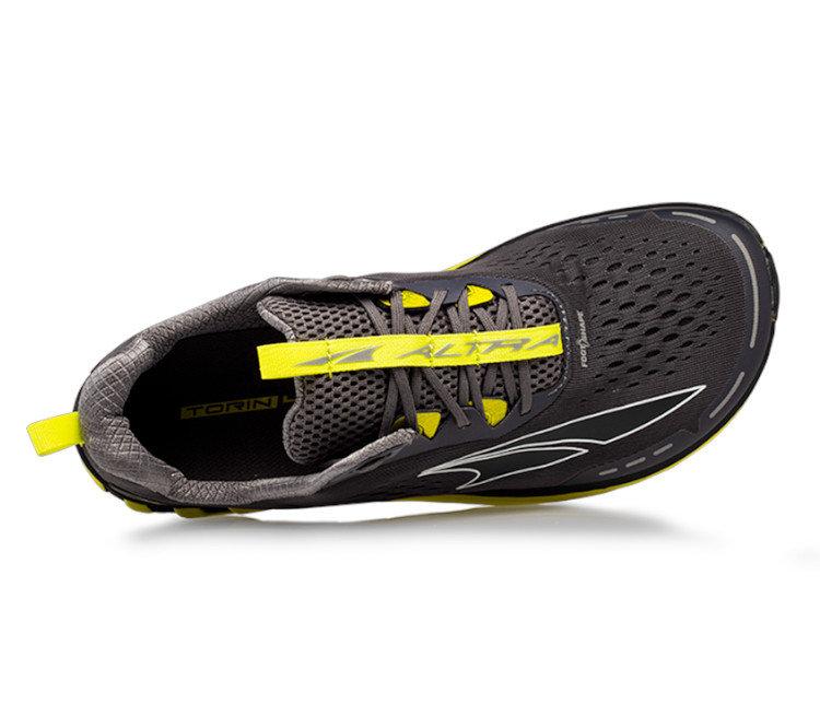 scarpa running altra torin 4 grey lime