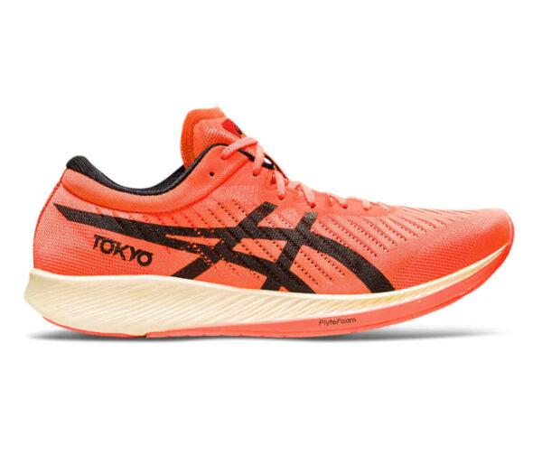 scarpa running da uomo asics metaracer tokyo