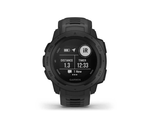 orologio gps running graphite