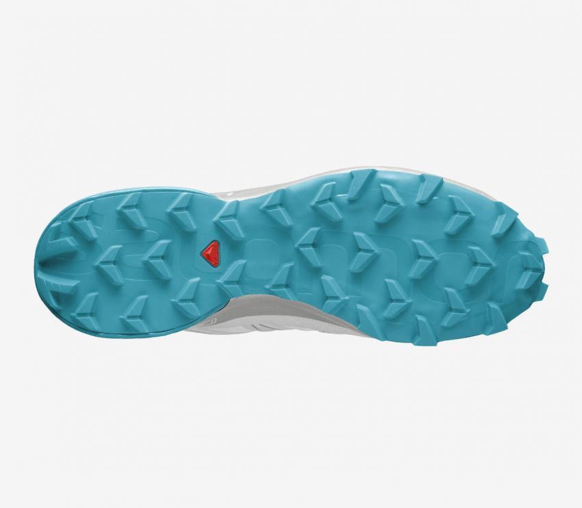suola grip scarpa da trail running donna Salomon speed cross 409870