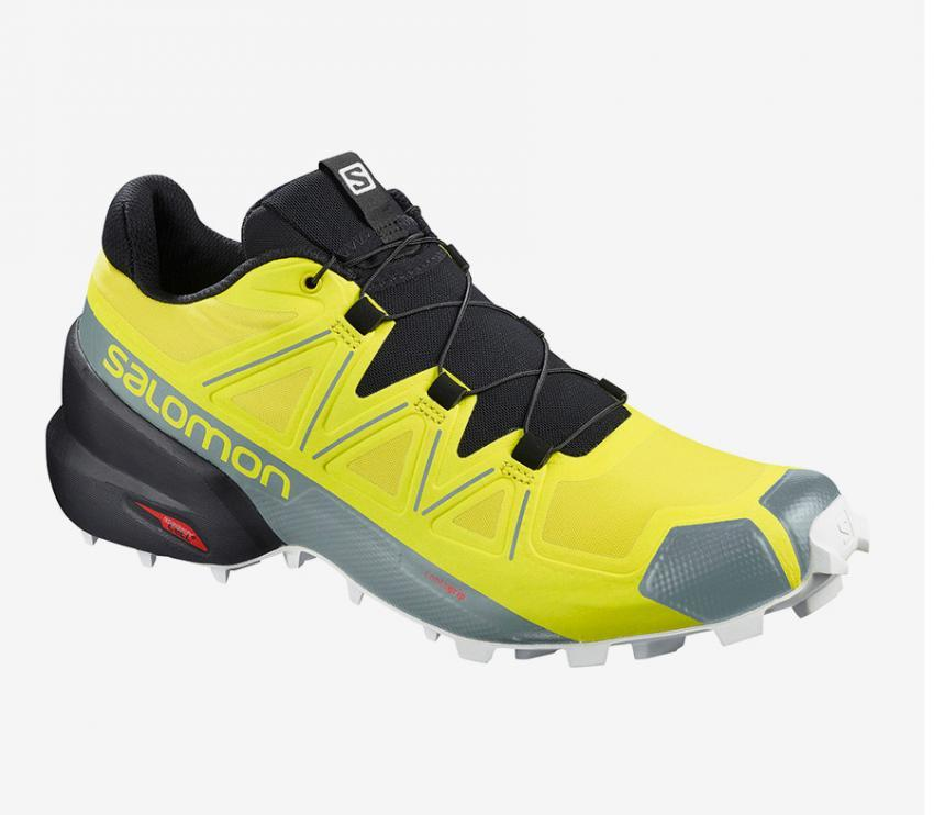 scarpa trail running uomo Salomon speed cross 5 407967