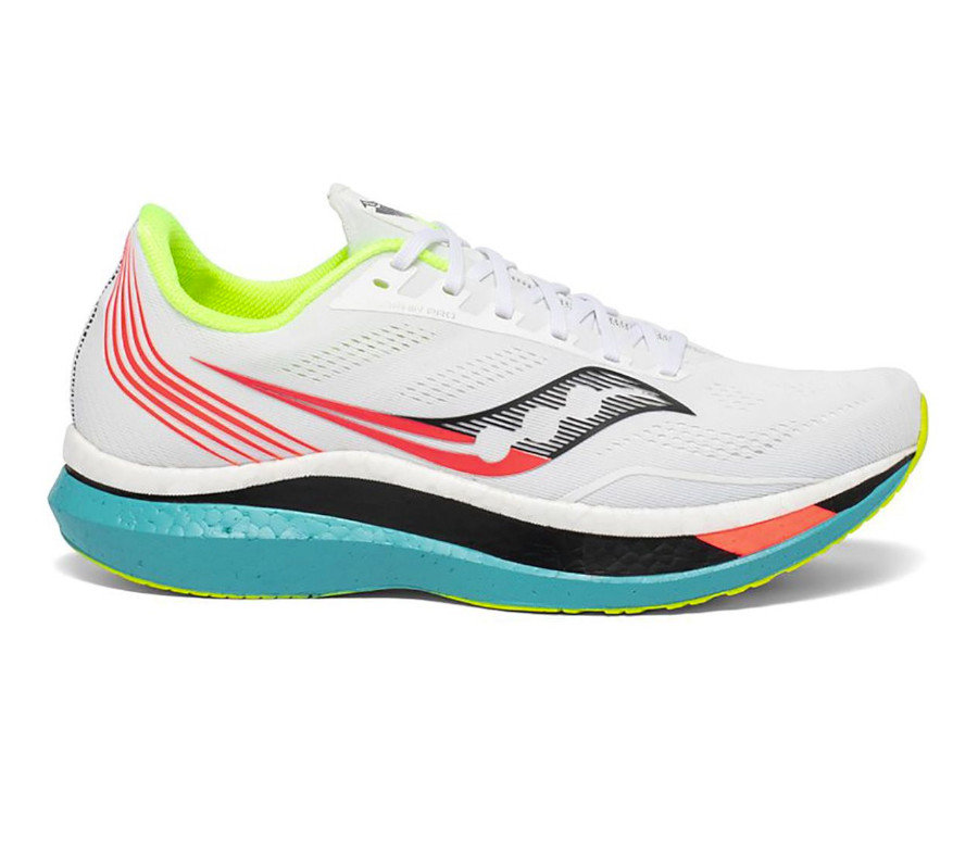 scarpa da gara running saucy endorphin pro donna