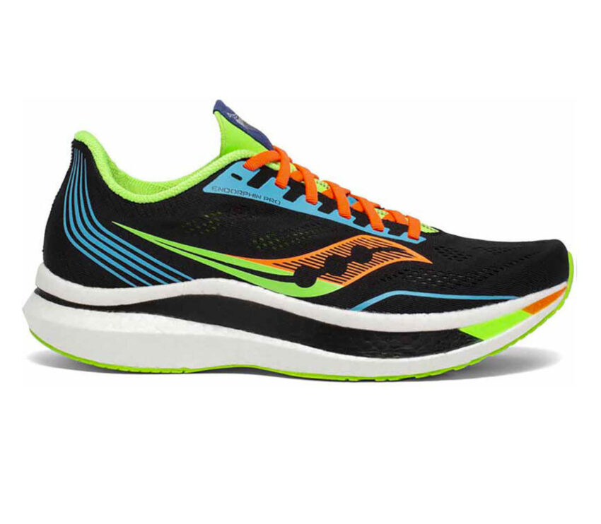scarpa running uomo saucony endorphin pro