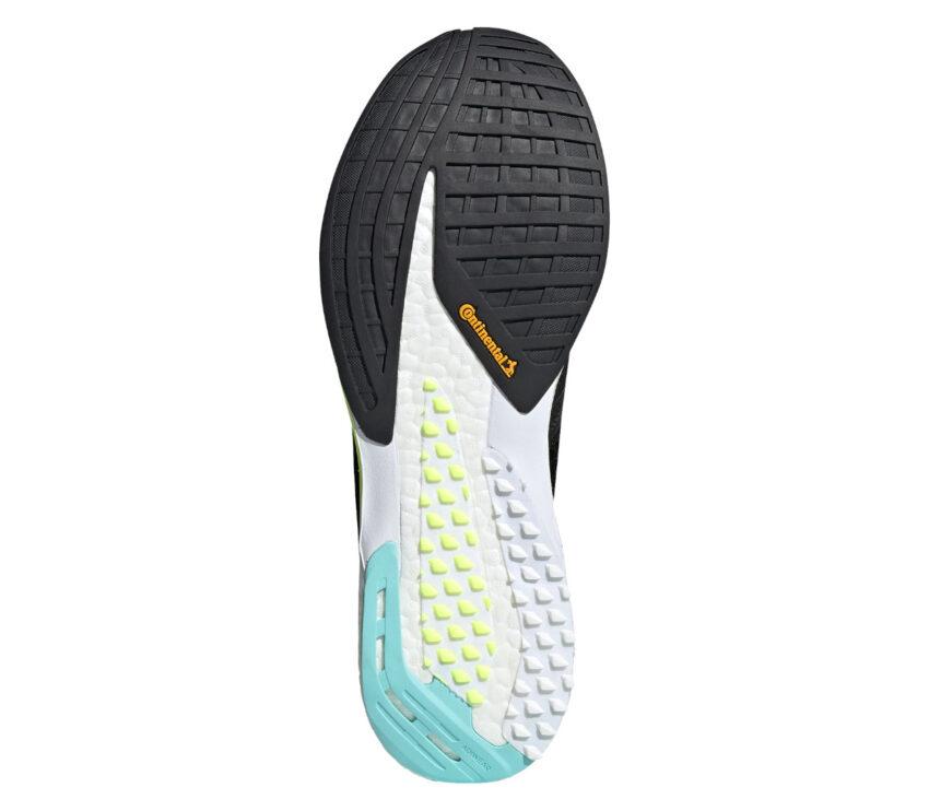 suola scarpa adidas running adidas adizero prp nera
