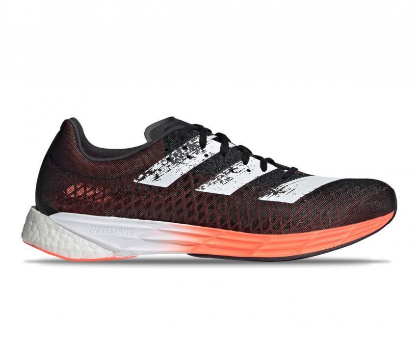 scarpa da running fibra di carbonio adidas adizero pro