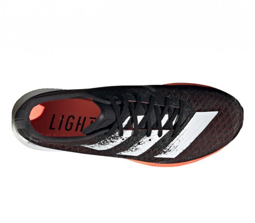 tomaia scarpa da running fibra di carbonio adidas adizero pro