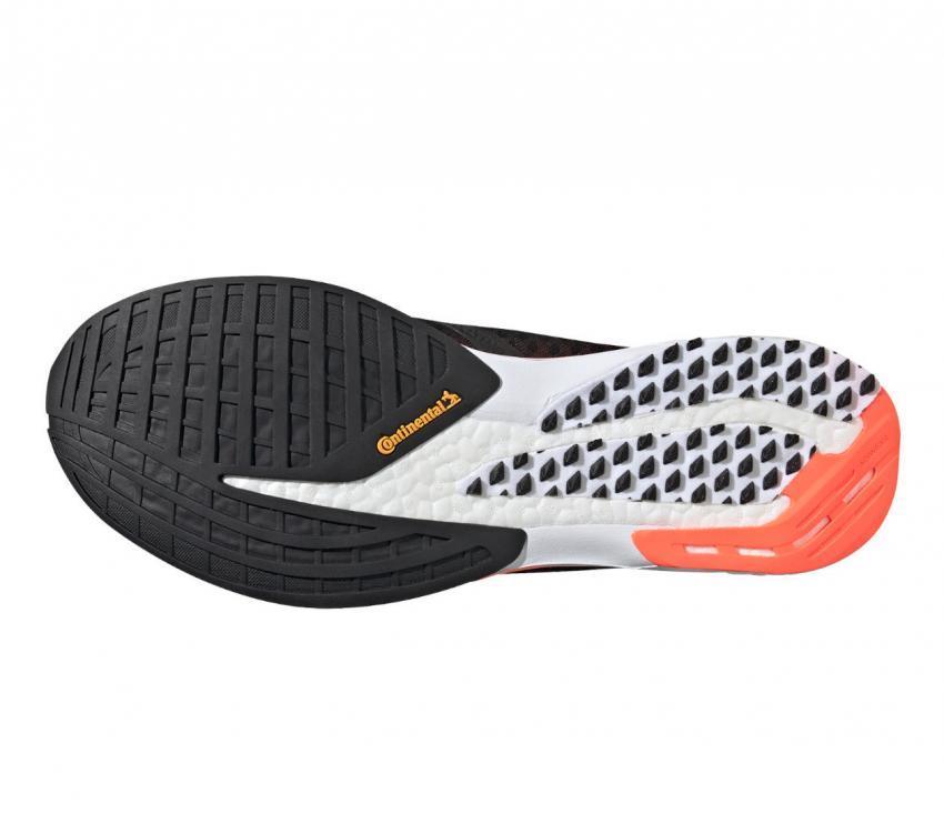 suola scarpa da running fibra di carbonio adidas adizero pro