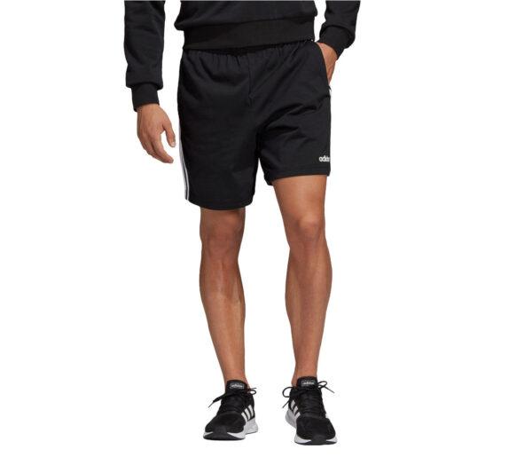 pantaloncino running adidas nero
