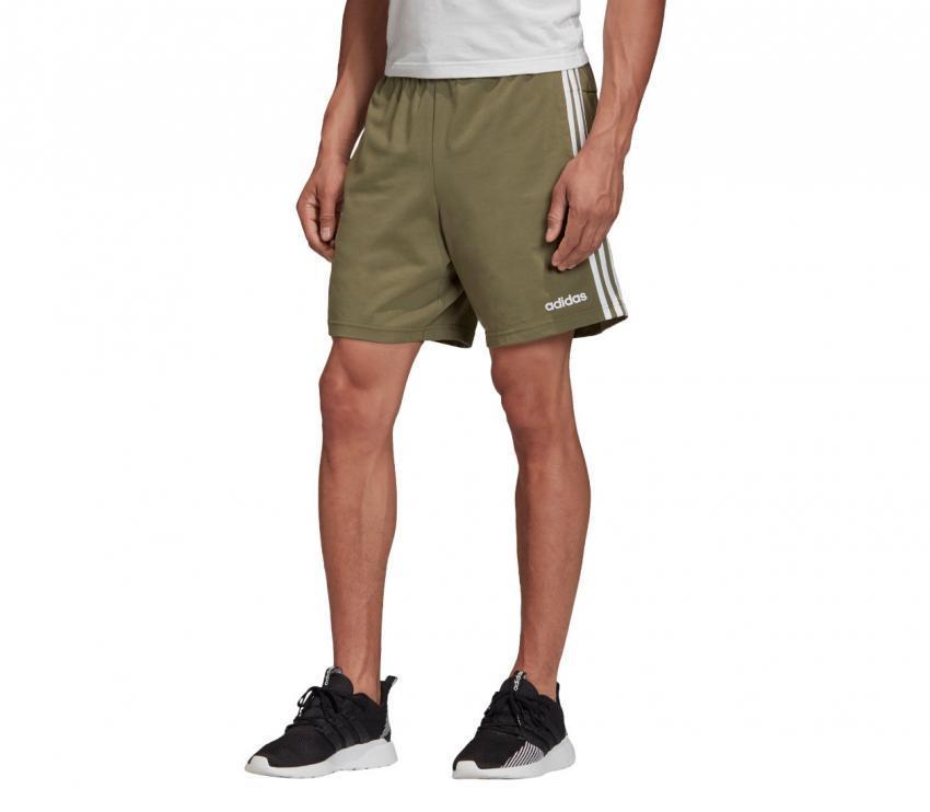 pantaloncino running adidas verde