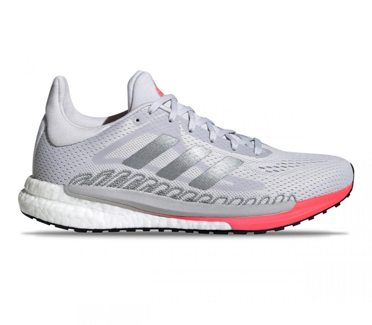 scarpa da running donna adidas solar glide 3 bianca