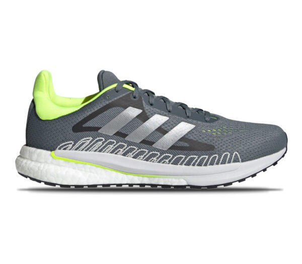 scarpa da running uomo adidas solarglide 3 nera