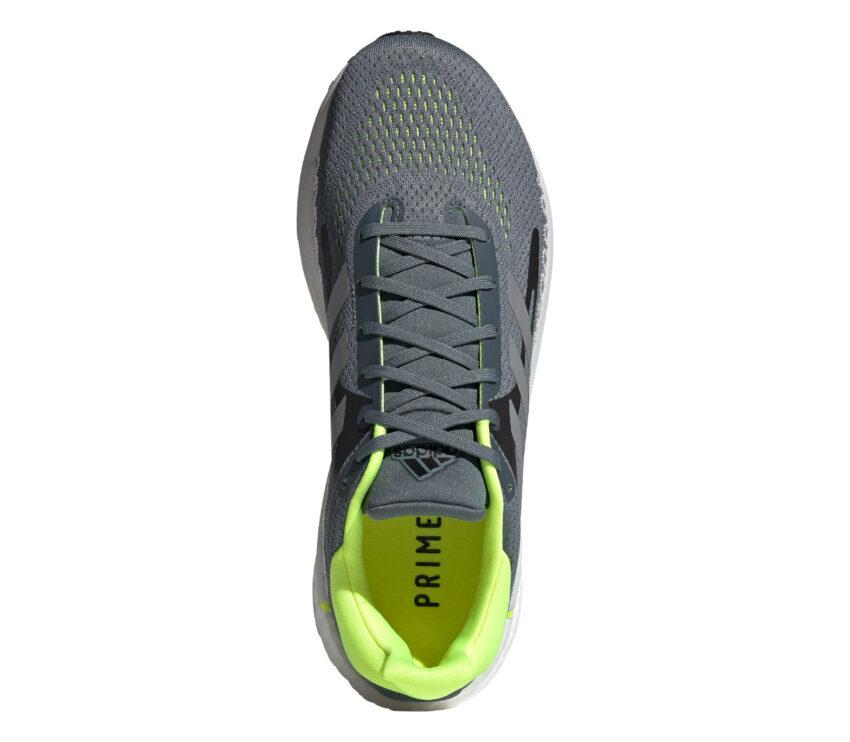 tomaia scarpa da running uomo adidas solarglide 3 nera