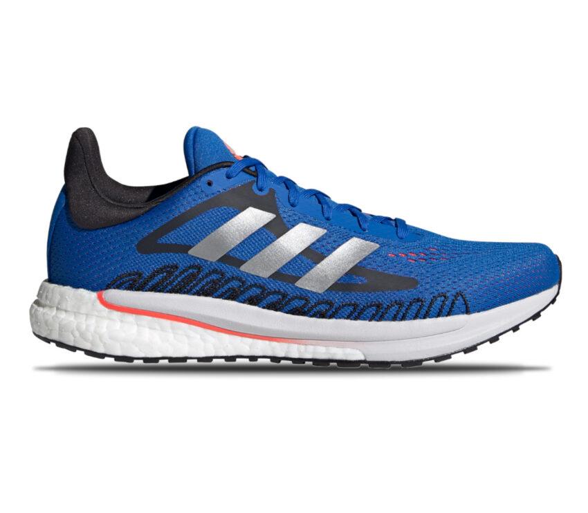 scarpa da running uomo adidas solar glide 3 blu