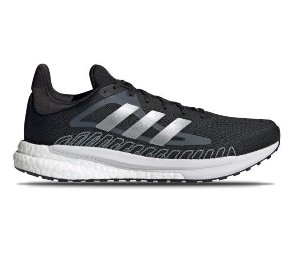 scarpa running uomo adidas solar glide 3 nera