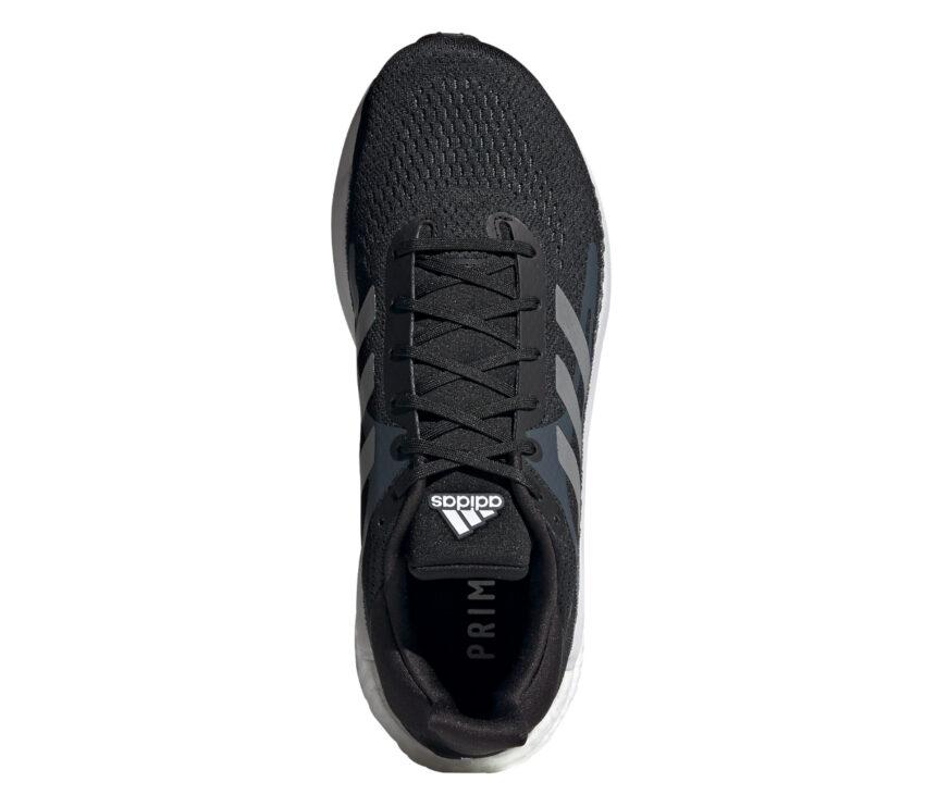 tomaia scarpa running uomo adidas solar glide 3 nera