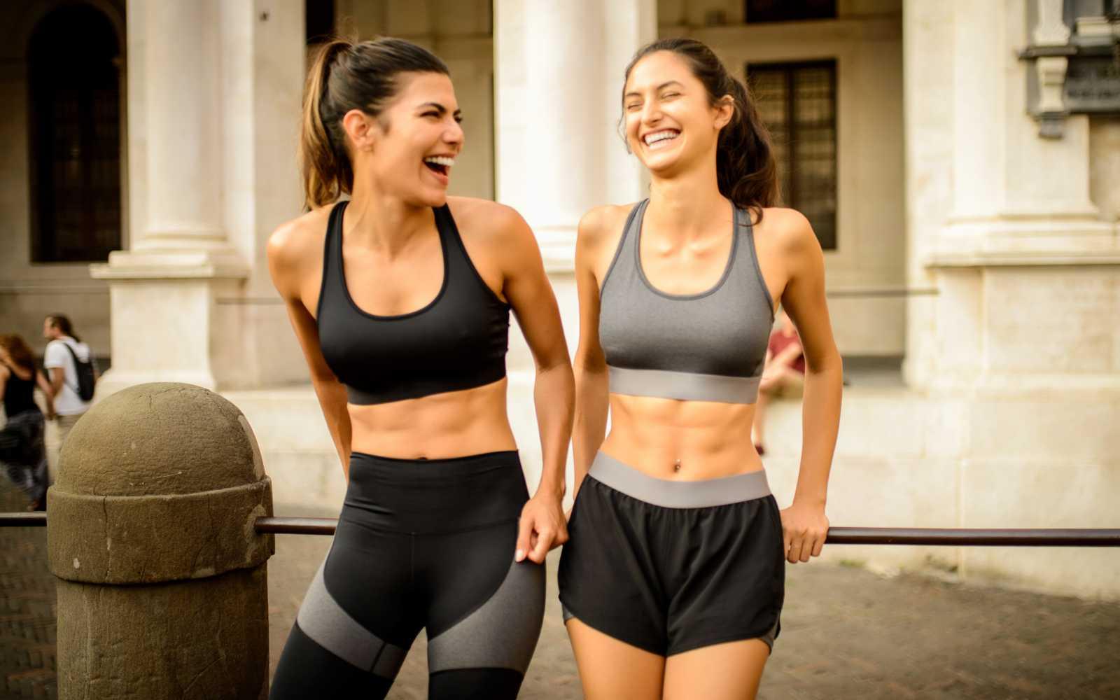 2 runner donne ridono