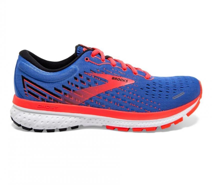 scarpa da running donna brooks ghost 13 donna blu