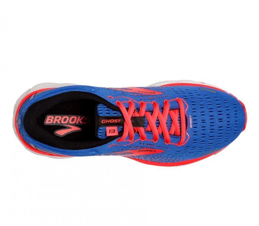 tomaia scarpa da running donna brooks ghost 13 donna blu