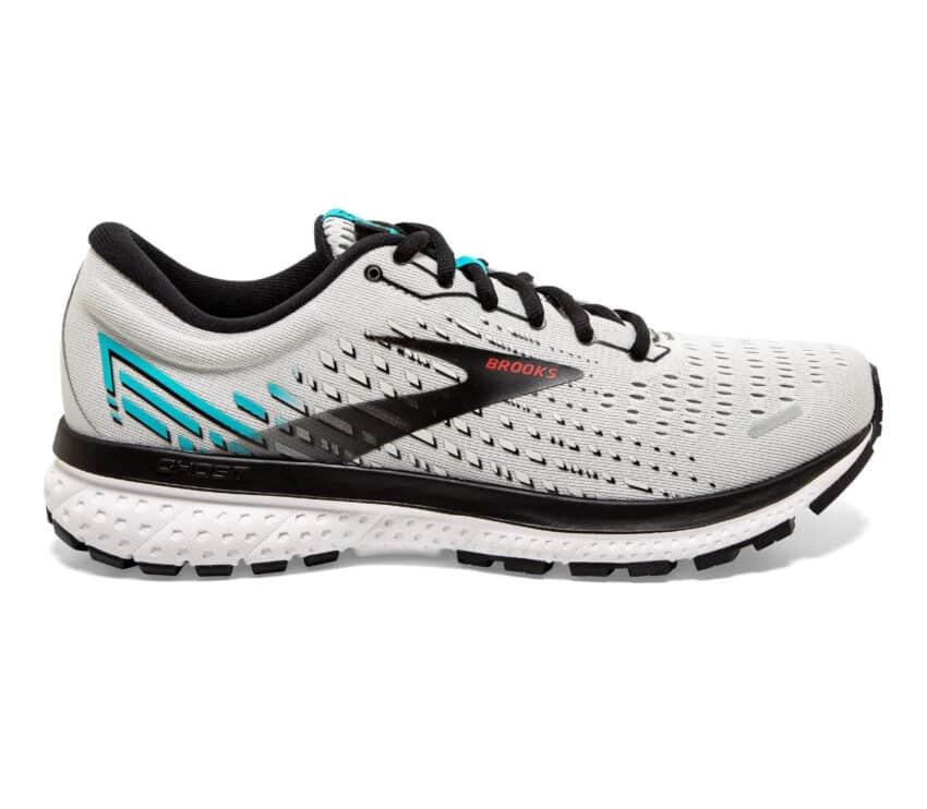 scarpa da running brooks uomo grigia blu