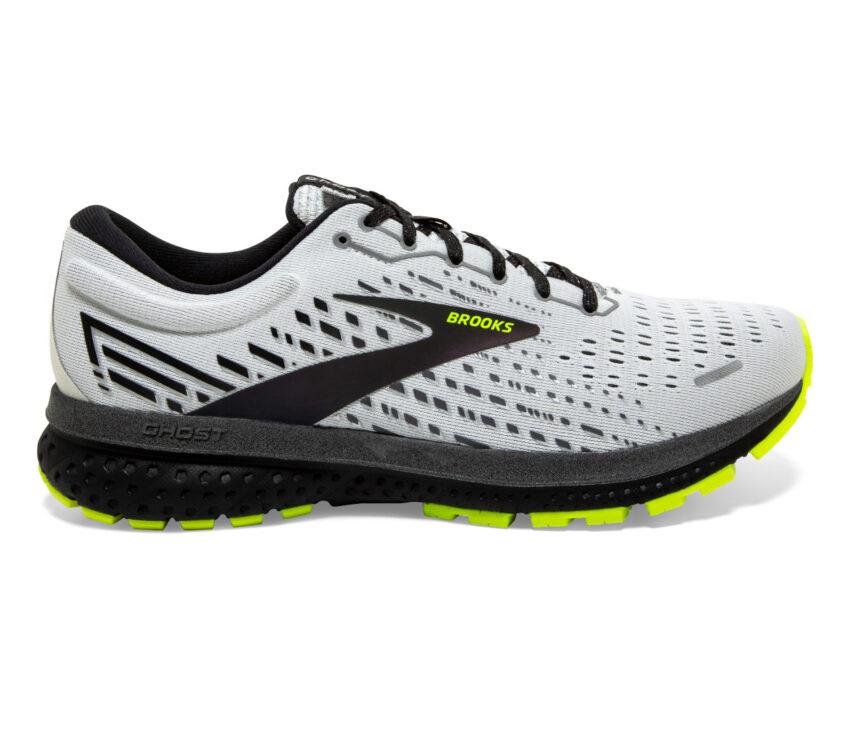 scarpa running brooks ghost 13 riflettente