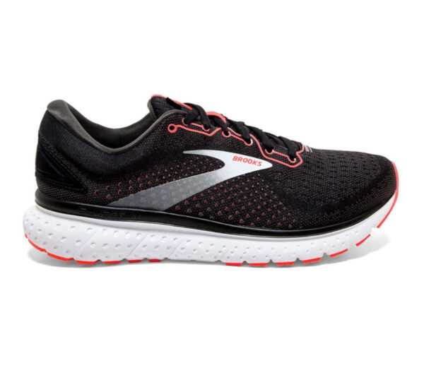 scarpa running donna brooks glycerin 18 nera