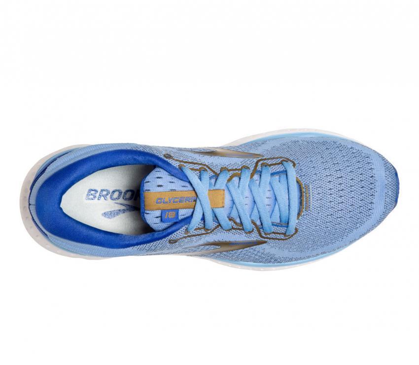 tomaia scarpe running donna brooks glycerin 18 470