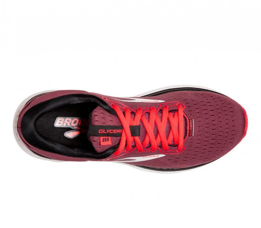 tomaia scarpe running donna brooks glycerin 18 628