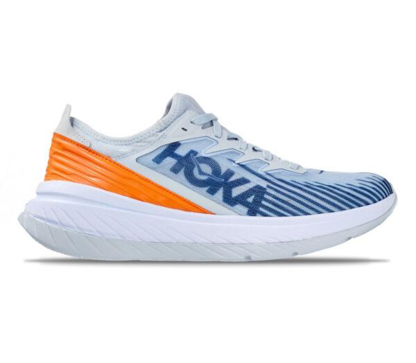 scarpa da running per lunghe distanze hoka carbon x spe