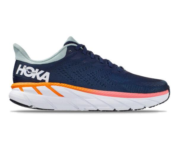 scarpe da running donna hoka clifton 7 bibh