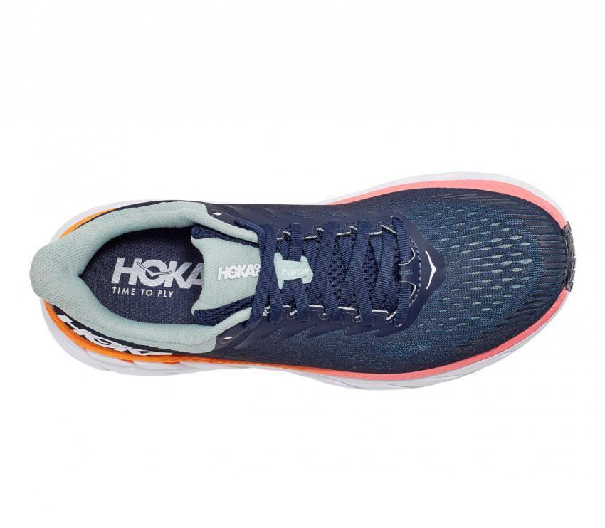 tomaia scarpe da running donna hoka clifton 7 bibh
