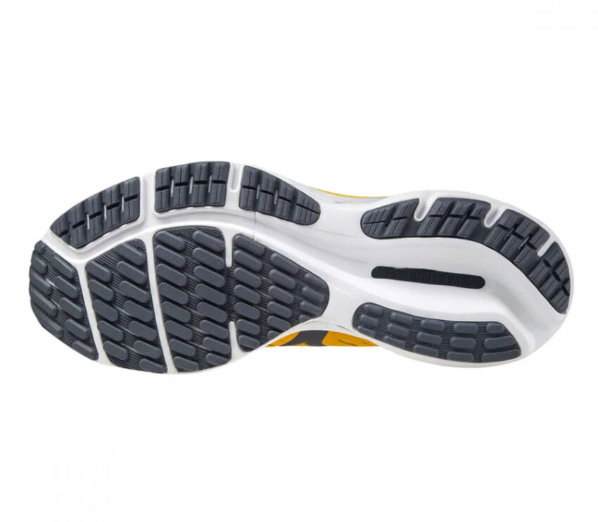 suola scarpa running veloce uomo mizuno wave rider 24