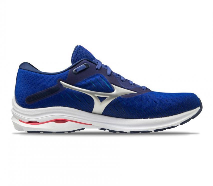 mizuno wave rider 24 scarpa running uomo blu
