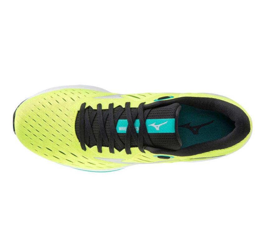 tomaia mizuno wave rider 24 scarpa running uomo