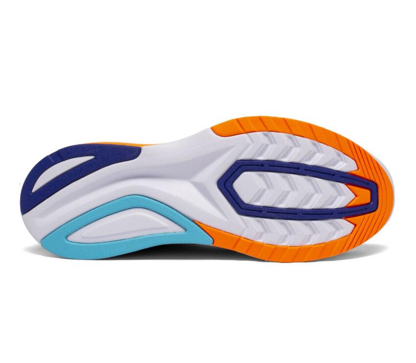 scarpa da running uomo saucony endorphin shift nera