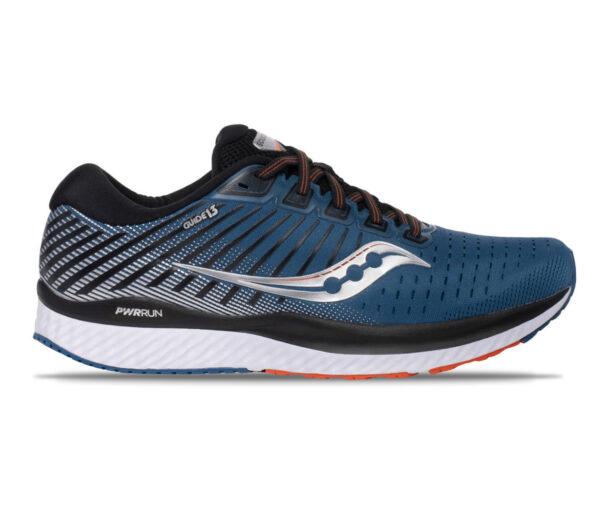 scarpa da running uomo saucony guide 13 25 blu