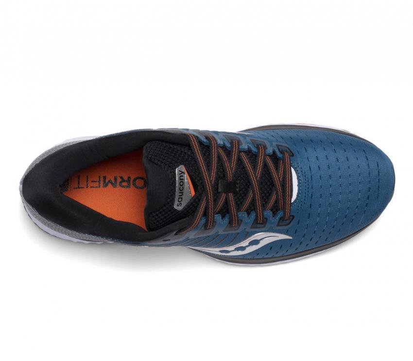 tomaia scarpa da running uomo saucony guide 13 25