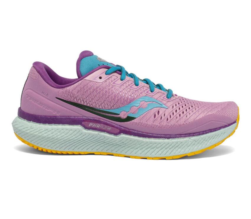 scarpa da running donna saucony triumph 18