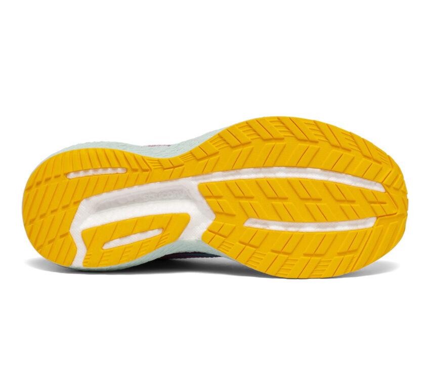 suola scarpa da running donna saucony triumph 18