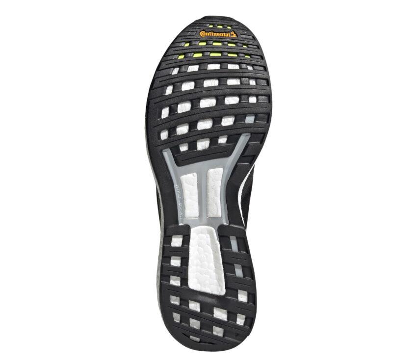 suola scarpa running performance adidas boston 9 nera da uomo