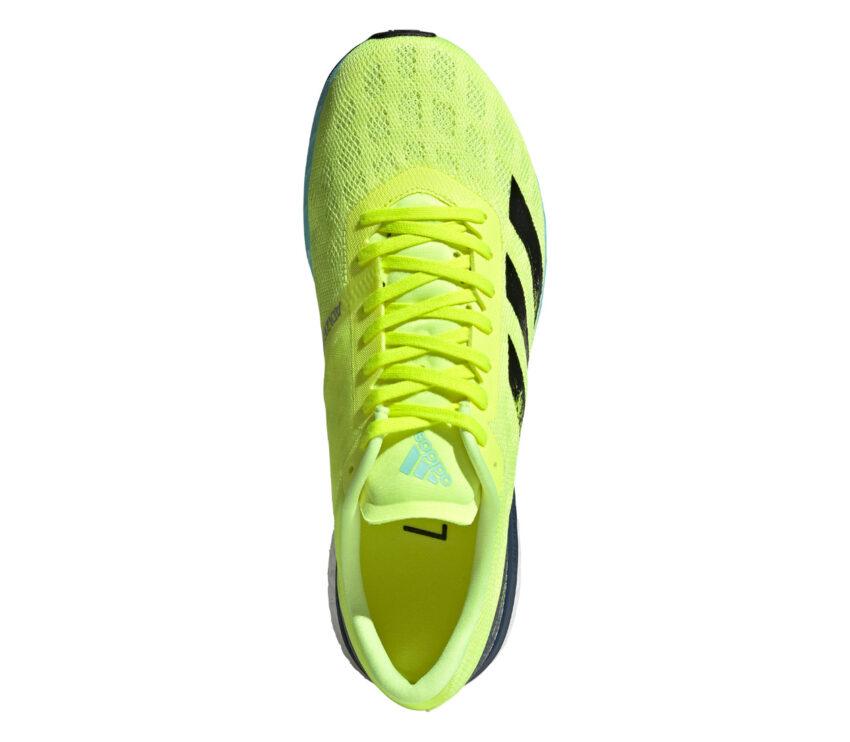 tomaia scarpa da running performance adidas boston 9 fluo