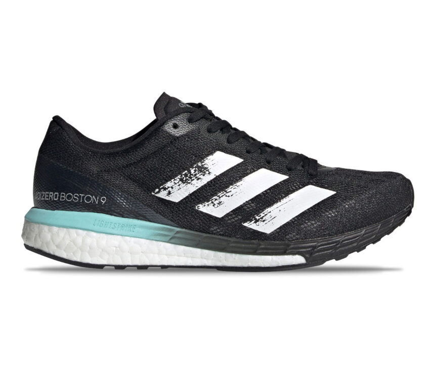 scarpa running performance da donna adidas boston 9 nera