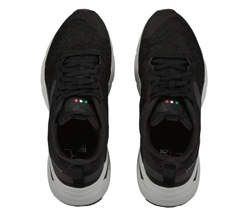 tomaia scarpa da running donna neutra diadora blushield volo hip nera