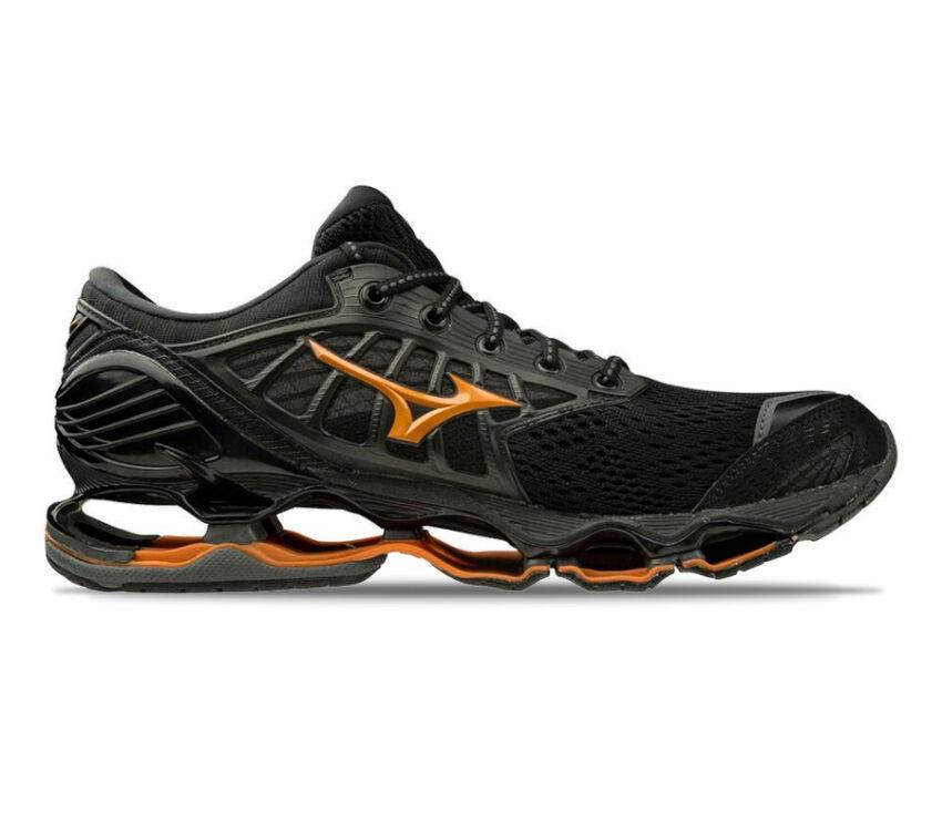 scarpa running per runner pesanti mizuno wave prophency 9